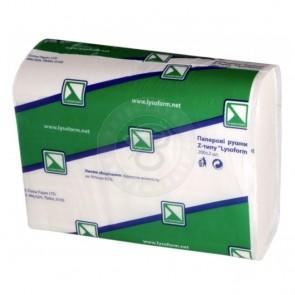 Полотенца бумажные Z-типа